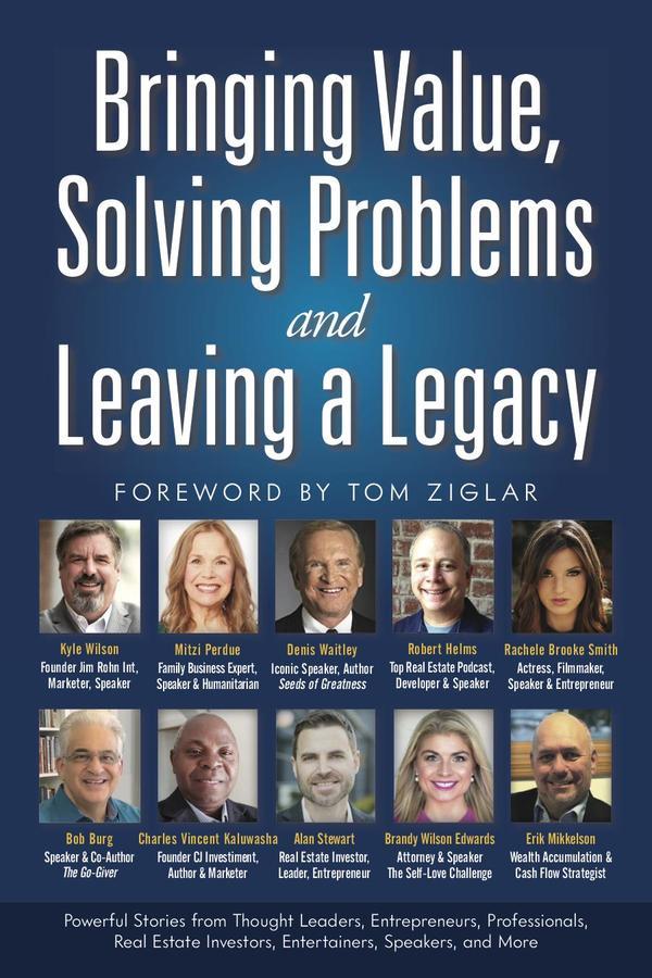 Bringing Value Solving Problem Book